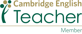 Member of Cambridge English Teacher
