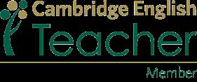Member of Cambridge English Teacher