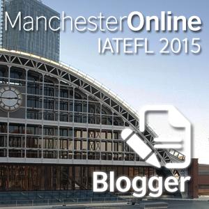 IATEFL Manchester 2015- Registered Blogger
