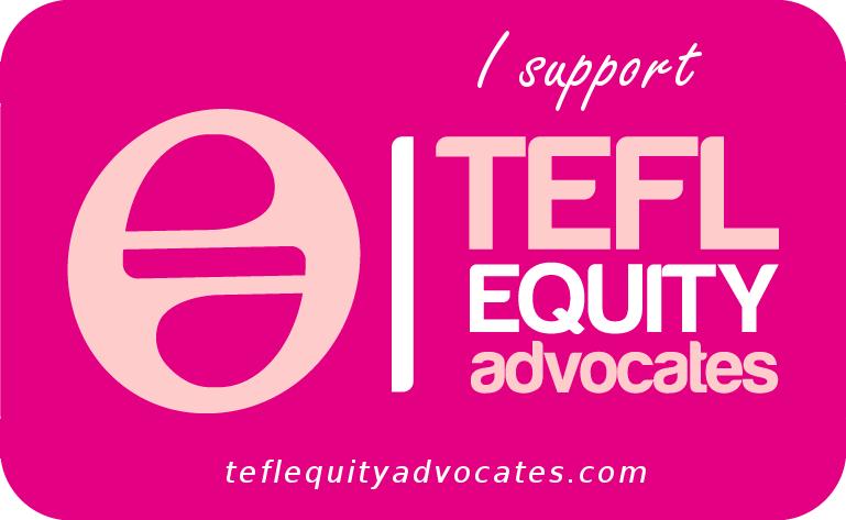 TEFL EQUITY badge